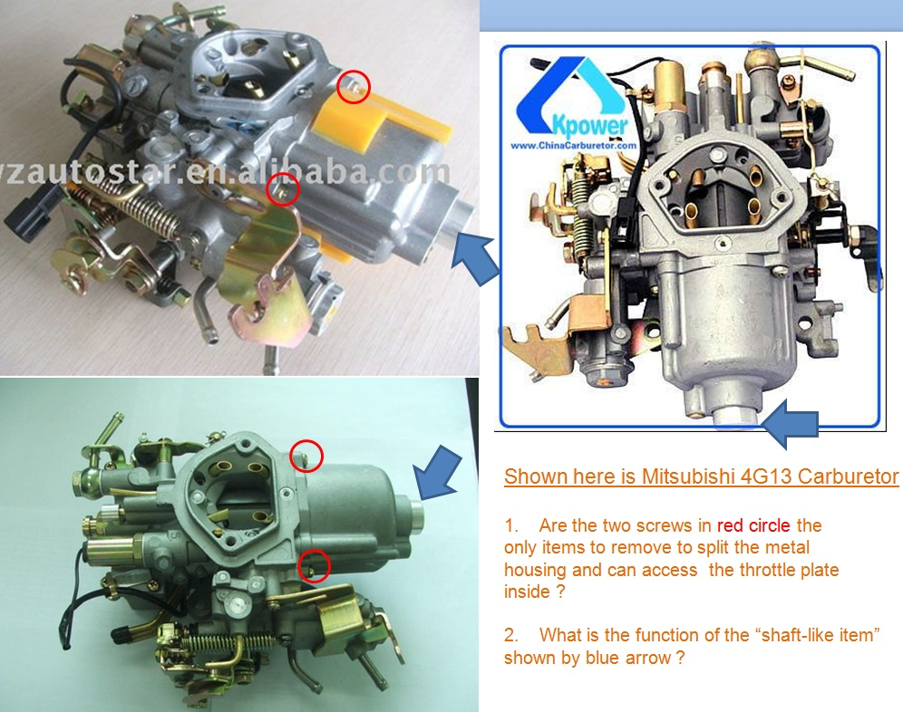 proton iswara 1 3l manual 4g13 engine how to clean throttle body rh autoworld com my 1991 Mitsubishi Mirage Mitsubishi 4G15 Engine Specifications