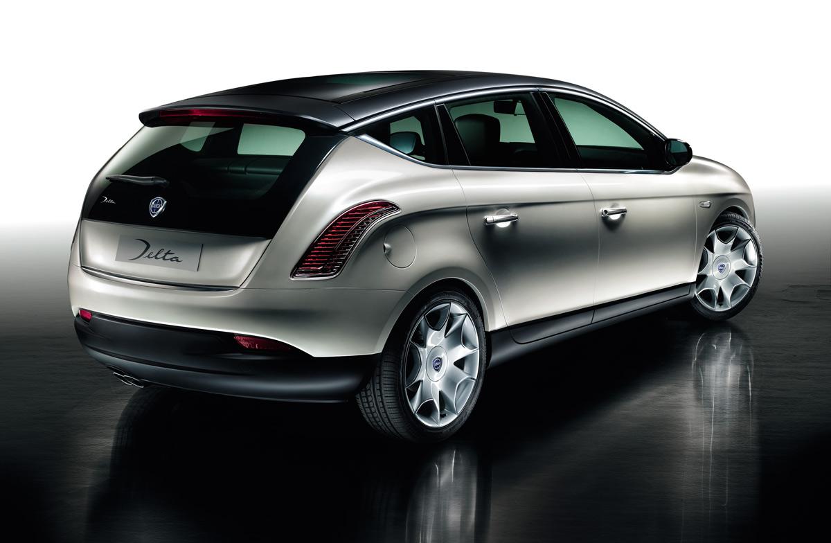 of new Lancia Delta