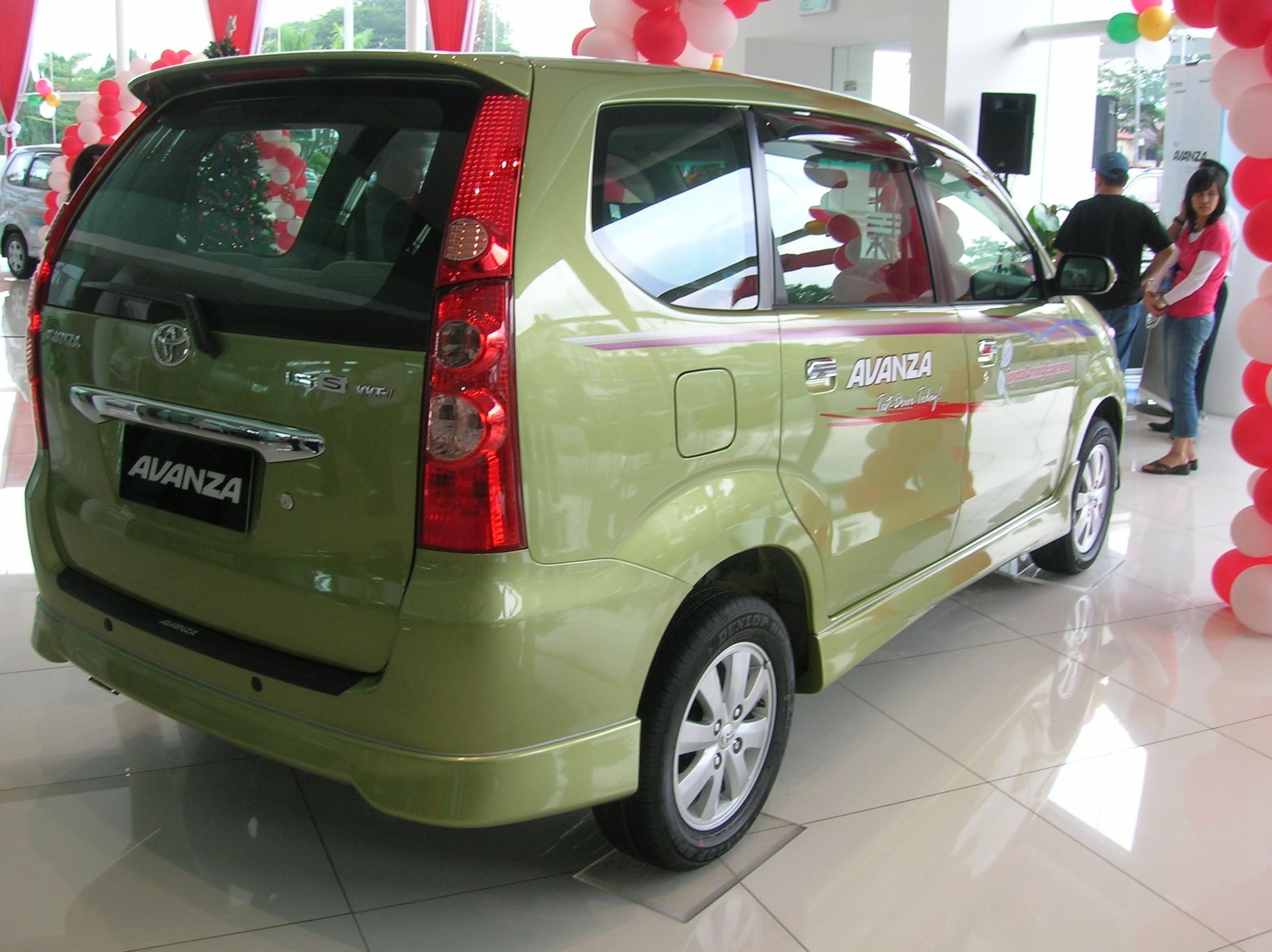 Kelebihan Kekurangan Toyota Avanza 2008 Spesifikasi