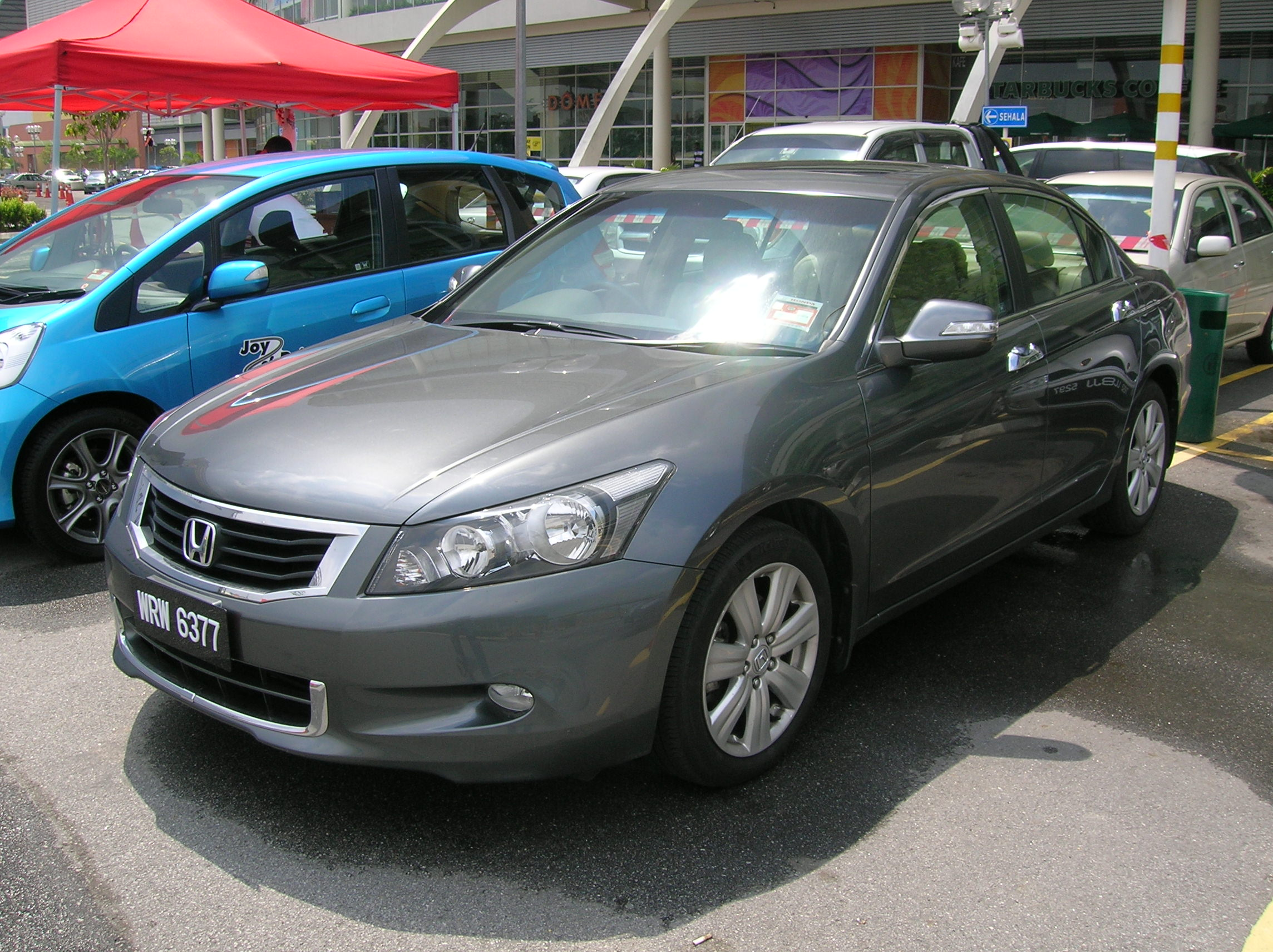 The Honda Accord