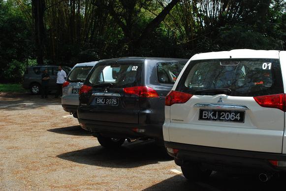 mitsubishi pajero sport 2009. Mitsubishi Pajero Sport