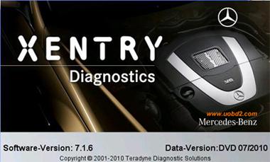 Mercedes das xentry