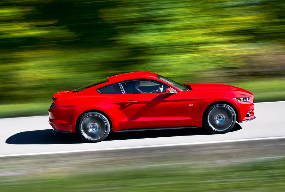 2015 Ford Mustang – Engine outputs confirmed
